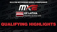 MXGP of Latvia MX2 Qualifying Race Highlights