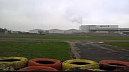 Ferrari camuffata a Fiorano F1 2014 v6 Turbo Test ?!?!?!