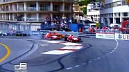 GP2 - Monaco 2013 - Direct Sound - Car Crash Accident.