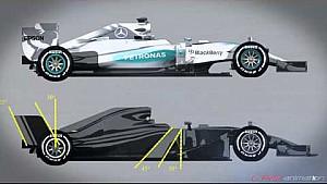 Formula 1 2017, le monoposto potrebbero essere così