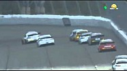 Sam Hornish Jr. and Ricky Stenhouse crash at Pocono