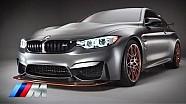 La BMW Concept M4 GTS