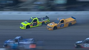 Spectacular saves by both Matt Crafton and John Wes Townley