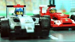 Lego F1 Grand Prix - Ferrari против McLaren