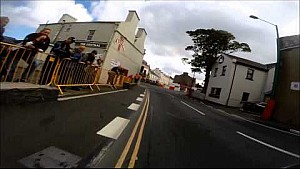 2014 Junior Manx Grand Prix onboard