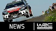 Rallye Deutschland 2015: Stages 15-20