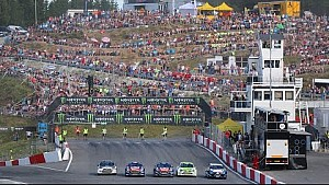 Day 1 Review: Hell RX - FIA World Rallycross Championship