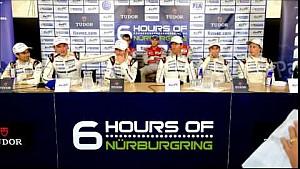 المؤتمر الصحفي ما بعد سباق نوربورغرينغ 6 ساعات