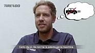 Sebastian Vettel – L'intervista particolare di Tirendo