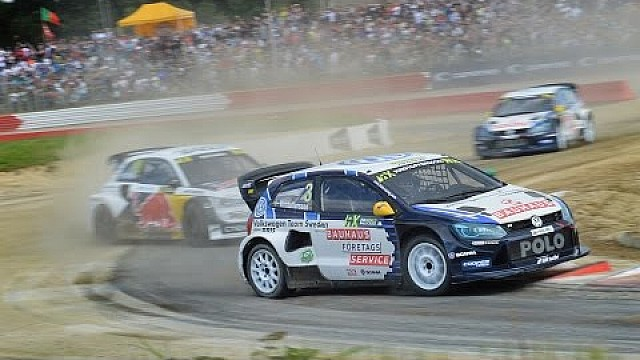 Day 1 Review: Loheac RX - FIA World Rallycross Championship