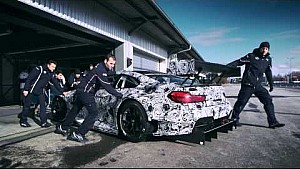 Le making of de la BMW M6 GT3