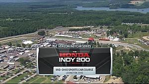 IndyCar 2015 - Honda Indy 200, Mid-Ohio