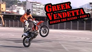 Inside Greek Vendetta - BackStage - Making Part 1