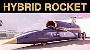 Bloodhound SSC - 1000 MPH Hybrid Rocket System - Explained