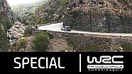 Rallye-WM auf Korsika: Höhepunkte