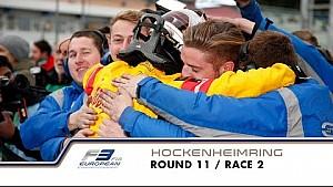 السباق رقم 32 في الموسم / والثاني في هوكنهايم