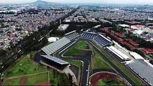 Drone: Nuevo Autódromo Hermanos Rodríguez