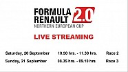 Formula Renault 2.0 NEC - Race 3 - Nurburgring - English