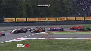 MONZA 2015 RACE 2 Short Highlights