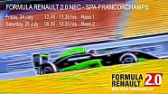 Renault 2.0 NEC - Spa 2015 Race 2