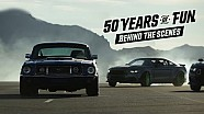 Behind the Scenes: Ford Mustang's 50 Years of Fun