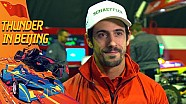 Lucas di Grassi On New Drivetrains, Motors And Strategy - (Beijing ePrix)