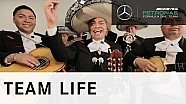 Mariachi Twitter Tribute for Lewis Hamilton!