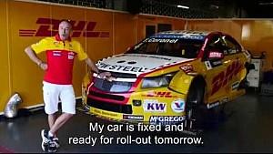 Tom Coronel - WTCC Thailand preview