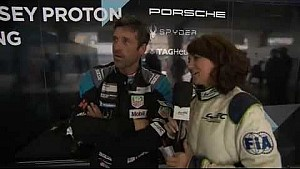 Interview with Patrick Dempsey at 6 Hours of Shanghai