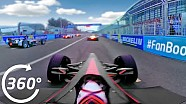 ePrix di Pechino: la gara a 360°