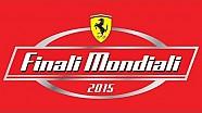 Ferrari Challenge EU Trofeo Pirelli / APAC - Rennen #1
