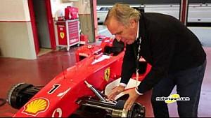 Мировой финал Ferrari. Джорджо Пиола об эволюции Ferrari F1