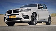 Autoblog behind the scenes with the BMW X6 M
