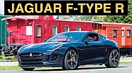 2016 Jaguar F-Type R Coupe Review - A Love Story