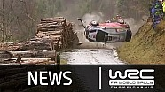 Wales Rally GB 2015: Stages 11 - 13