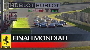 Ferrari Challenge Europe - Coppa Shell: Adamski wins final race of the season