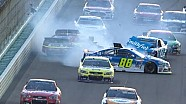 Bowyer, Dale Jr. involved in multi-car wreck