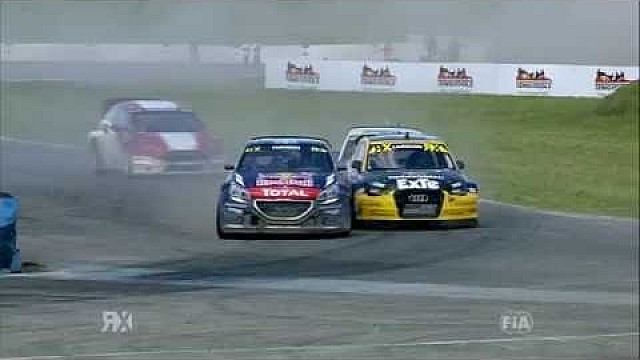 Argentina RX Highlights: FIA World Rallycross Championship