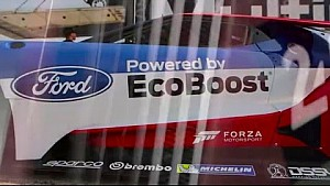 Ford GT Track Footage: 2015