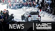 WRC Rallye Monte-Carlo 2016 - Spéciales 6-8