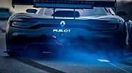 Jean Ragnotti rejoint la police des autoroutes avec la Renault RS01!