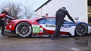Olivier Pla - Ford GT FIA World Endurance Championship Driver