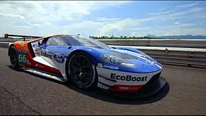 Andy Priaulx福特GT车手(WEC)