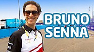Una giornata in F.E con Bruno Senna