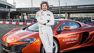 Join The Pact with Fernando Alonso | 360° Video