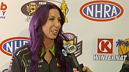 Alexis DeJoria weighs in on racing in her 100th event