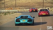 Omanya Gets Started - Aventador from Muscat to Sur [Omanya Day 1]