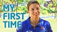 My First Time! w/ Simona de Silvestro - Formula E