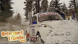 HF-Autohuolto SM-Rallisprint 21.2.2016
