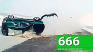 Car Crash Compilation # 666 - February 2016 (English Subtitles)